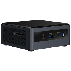 ECA-NUC G10 Plus Tux Edition